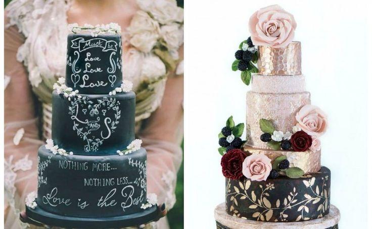 Tort weselny - najbardziej popularne trendy zdobnicze obecnego sezonu