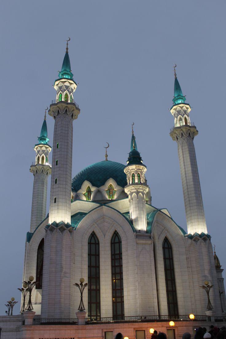 Kul Sharif, Kazan