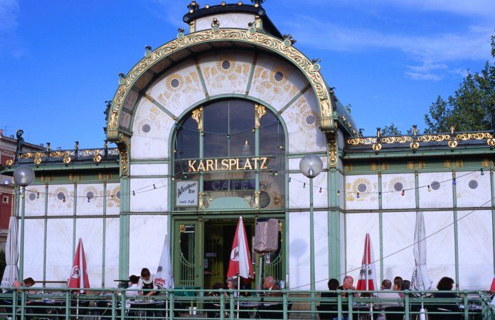 Stadtbahn Pavillons - Lonely Planet