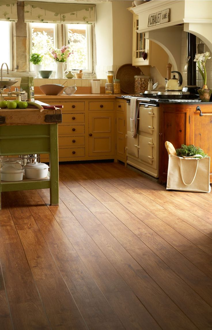 Best 25 vinyl tile flooring ideas on pinterest luxury Luxury kitchen flooring