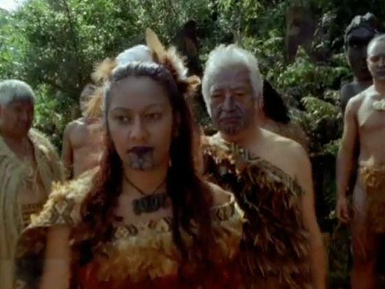 Te Po Uriuri (The Enveloping Night) Short Film – 2001 Drama Māori