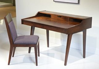 Contemporary Office Desks - contemporary - home office products - toronto - by Almira Fine Furniture