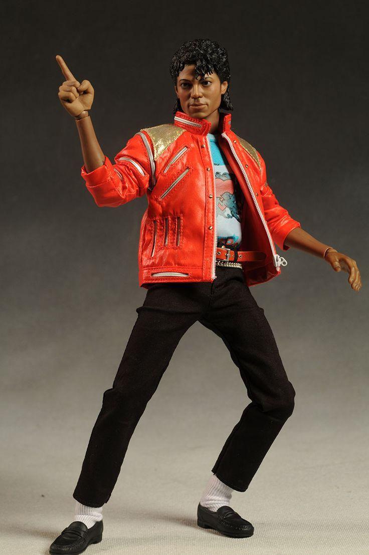 Hot Toys Michael Jackson Beat It action figure | Michael ...