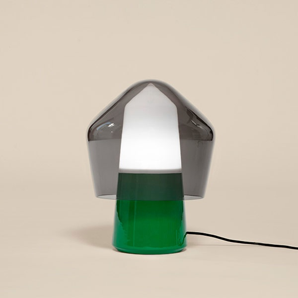 Tip Top lamp by Jonah Tagaki for La Chance