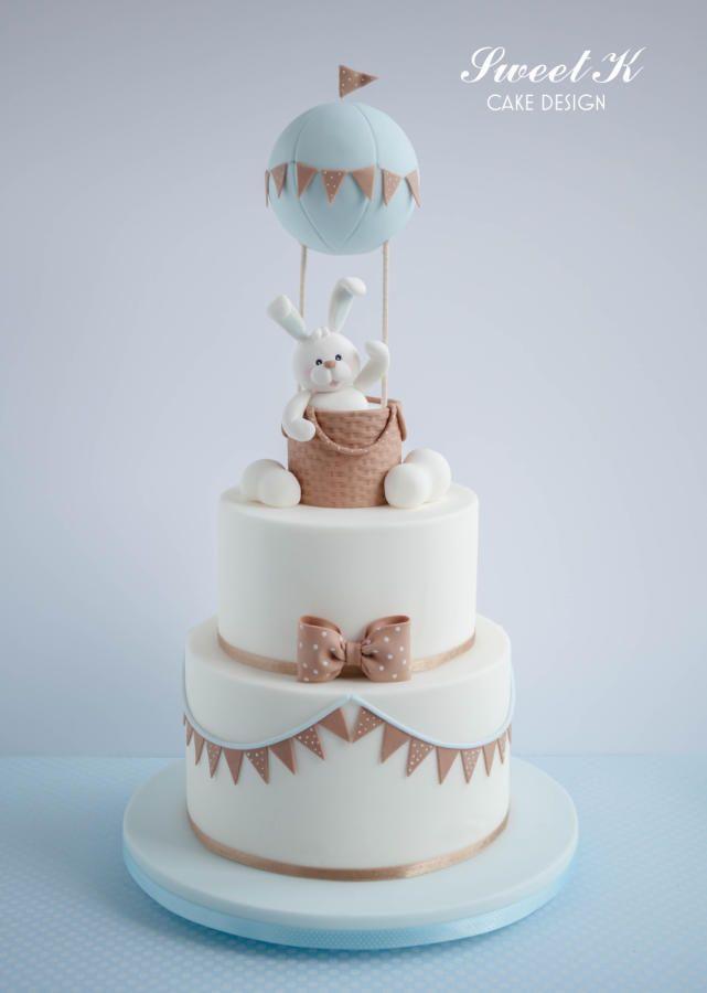 Baby Bunny Cake - Cake by Karla (Sweet K)