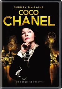 Coco Chanel with Shirley Maclaine (as the older Coco) and Barbora Bobulova (as the young Coco), 2008, tv movie by director Christian Duguay.