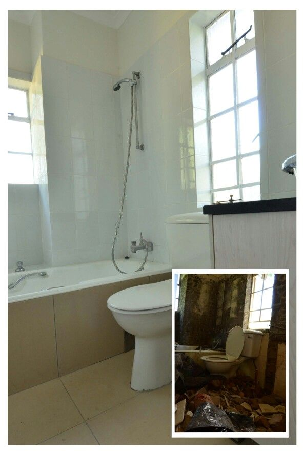 Before & After -Bathroom