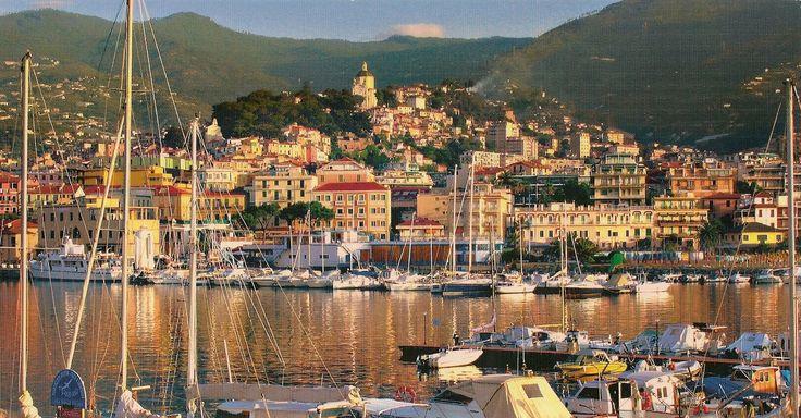 Ανθομέλι: Ταξιδιωτικές αναμνήσεις από την ιταλική Ριβιέρα