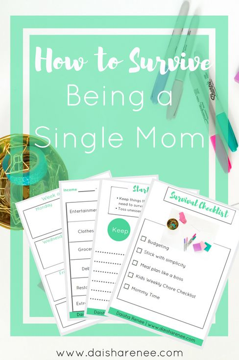 Have you ever thought about having financial stability, or wondered why some some moms seem to have a handle on the single mom life? Like you, I struggle with financial stability, being a single mom, and that's how The Single Moms Survival Kit was born!