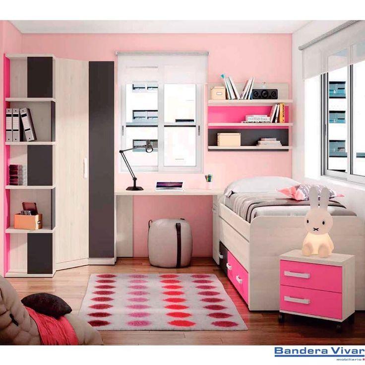Las 25 mejores ideas sobre habitaci n juvenil en pinterest - Decoraciones para dormitorios juveniles ...