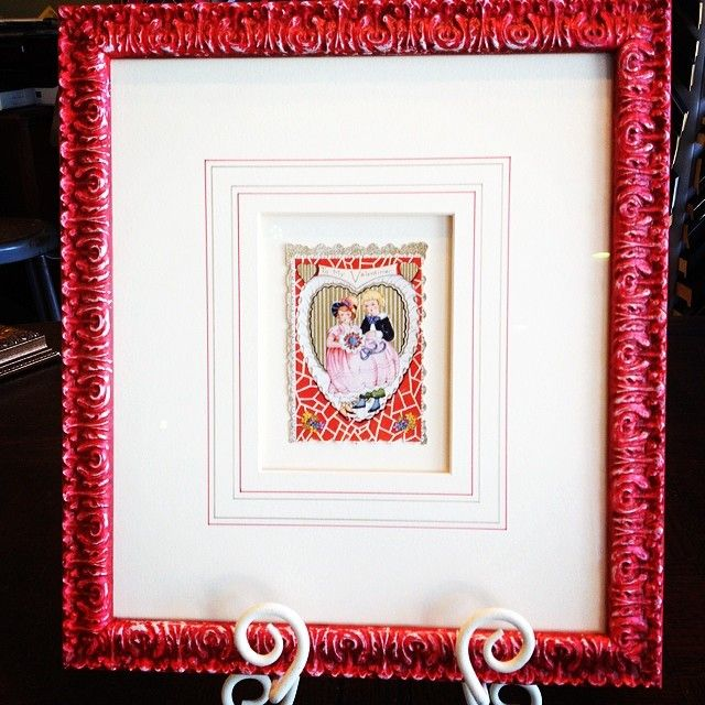 Art Frame Source 18543 In The Marias Framed Art: 1000+ Images About Get Framed! French Matting On Pinterest