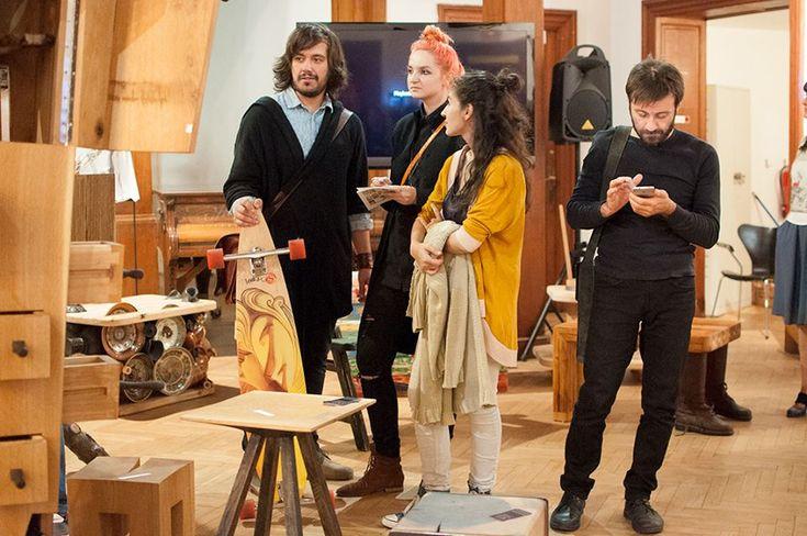 Peste 1.500 de vizitatori la Noaptea albă a creatorilor şi designerilor de produs | Revista Atelierul