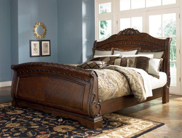 best 25 sleigh bed frame ideas on pinterest wood sleigh. Black Bedroom Furniture Sets. Home Design Ideas