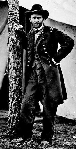 One Pinner Wrote:  Ulysses S. Grant only one of my fave presidents! Also a fantastic army general!