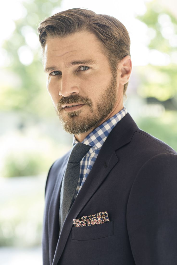 J. Hilburn's Spring/Summer 2014 Collection http://www.forbes.com/sites/hollieslade/2014/01/30/sharp-suits-for-silver-foxes-how-j-hilburns-is-disrupting-a-1bn-industry/?vsmaid=404