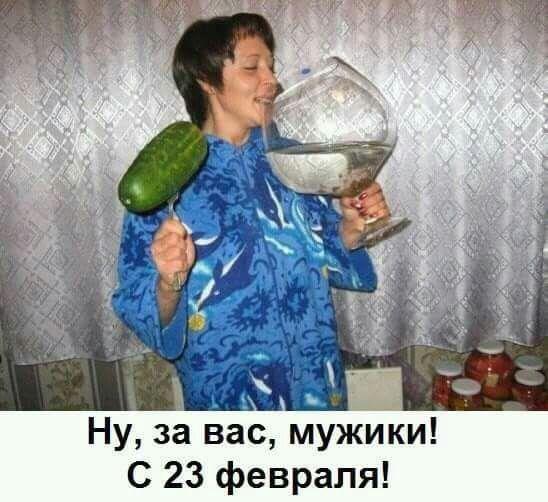 23 Fevralya Veselye Mysli Shutki Smeshno