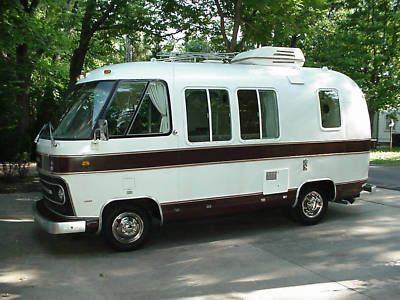 Airstream Argosy 20 Ft Homes On The Road Campers Motorhome