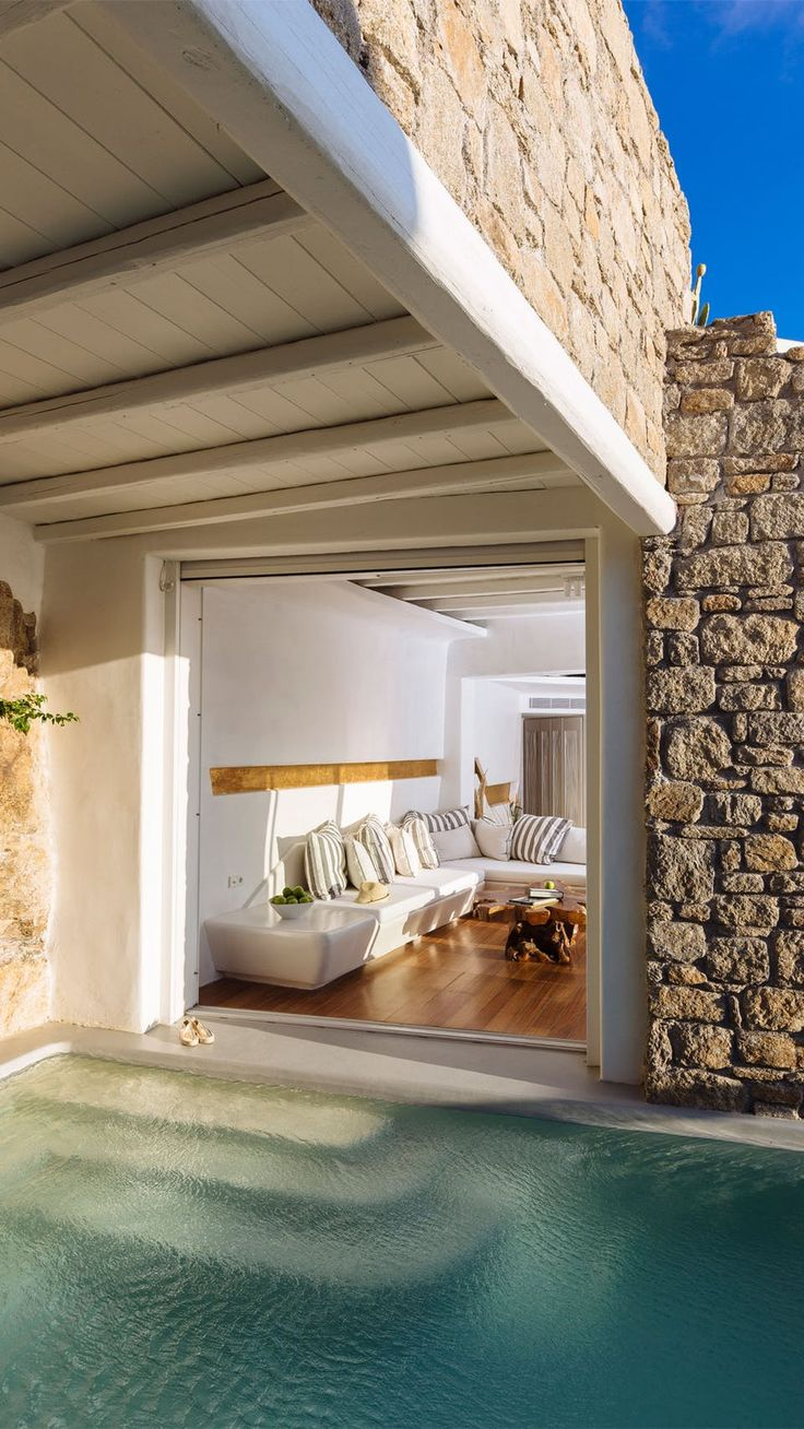 124 best Mediterranean Beach House images on Pinterest Decks