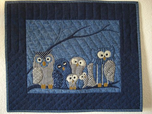 117 best patch hibou images on Pinterest   DIY, Coloring and Draw : owl quilting patterns - Adamdwight.com