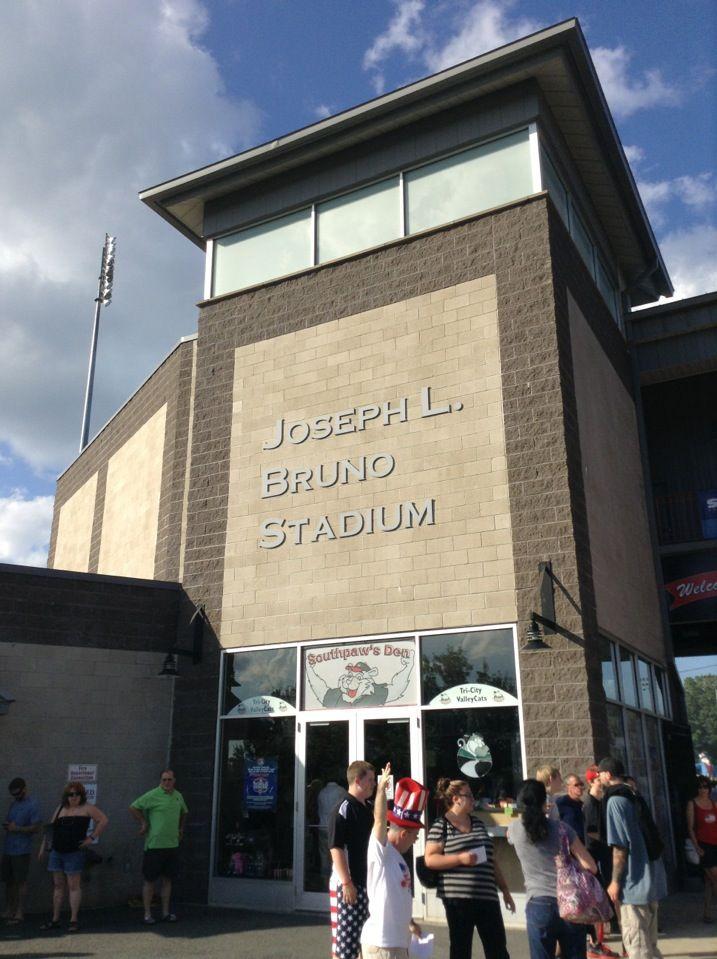 Tri-City ValleyCats (Houston Astros, Short-Season A) Joseph L. Bruno Stadium Troy, NY