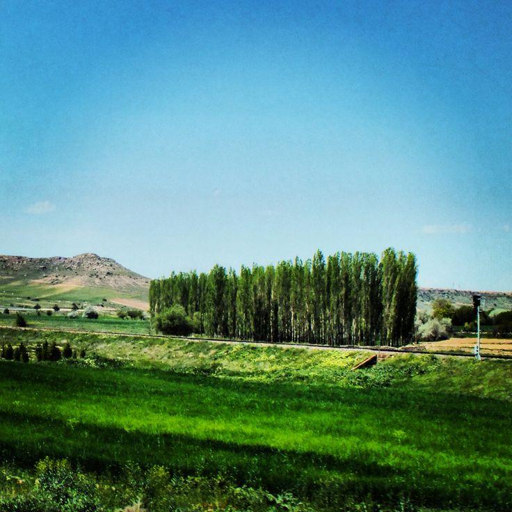 Himmetdede Village