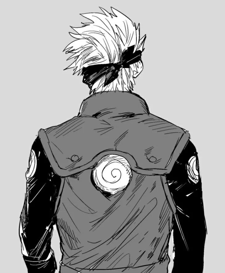 Kakashi hatake the copy ninja
