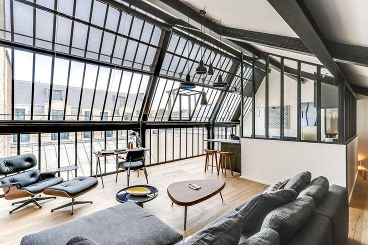 Duplex design près du Palais de l'Elysée - Appartements à louer à Paris, Île-de-France, France