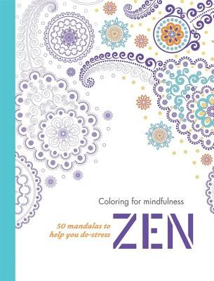 Booktopia Has Zen 50 Mandalas To Help You De Stress Colouring For Mindfulness By Hamlyn Buy A Discounted Paperback Of