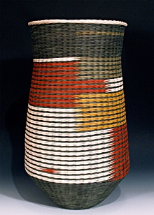 .decorative baskets: Vessel, Canasto