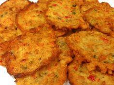 Jamaican Saltfish Fritters Recipe