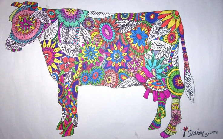 The Lost Sock : Art Cow Parade coming to Mineola, Texas!