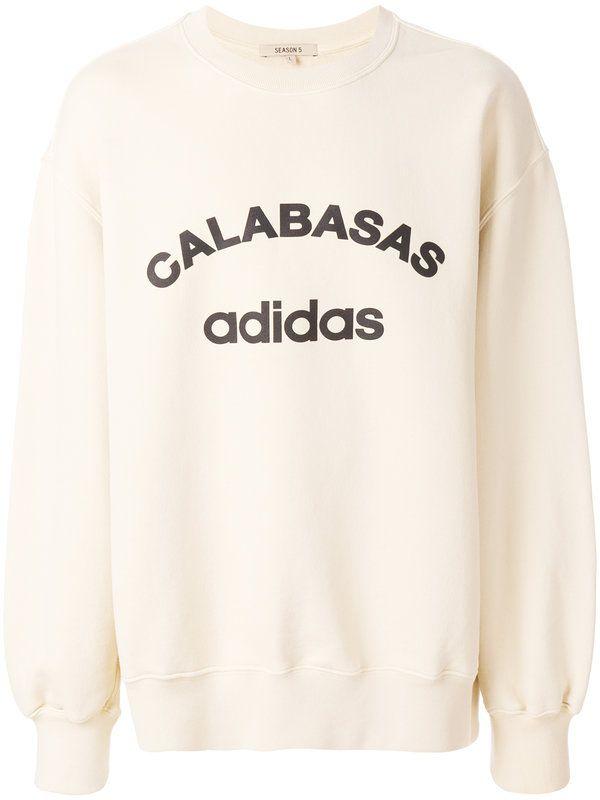 fbd3589f8b94c Yeezy x adidas Calabasas sweatshirt | wardrobe. in 2019 | Yeezy ...