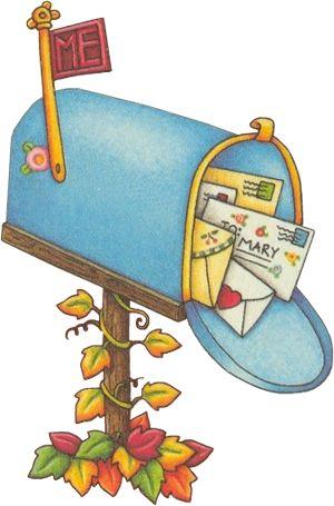 MailBox! Mary Englebreit