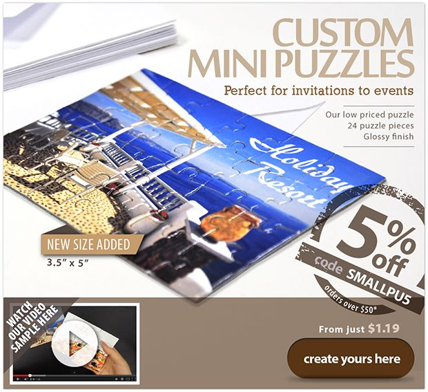 29 best new feeds discount coupon images on pinterest coupon check our new size of 35x5 mini puzzles on createjigsawpuzzles fandeluxe Images