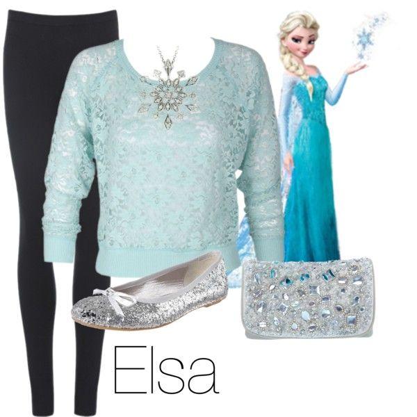 Frozen - Elsa. I love this.