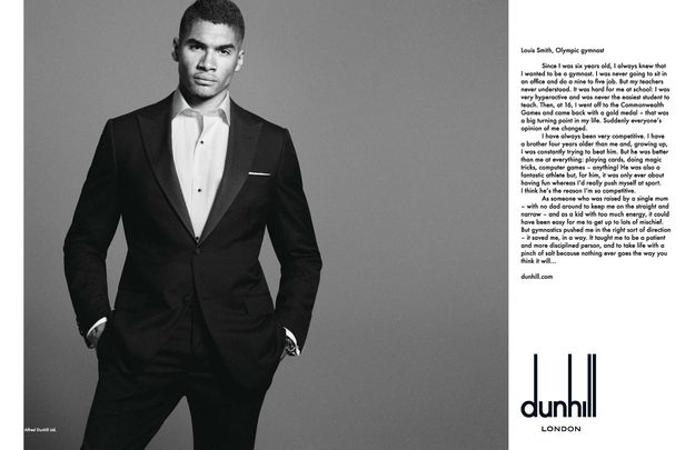 Meet Brits' Other Favorite Olympic Heartthrob, Gymnast Louis Smith