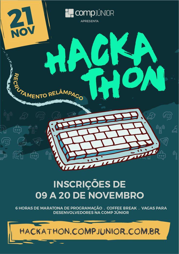 poster hackathon comp junior posters i like pinterest poster. Black Bedroom Furniture Sets. Home Design Ideas