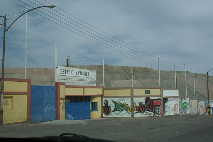 Estadio Anaconda!!!!
