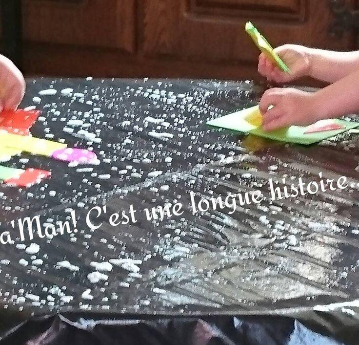 table savonnée 15