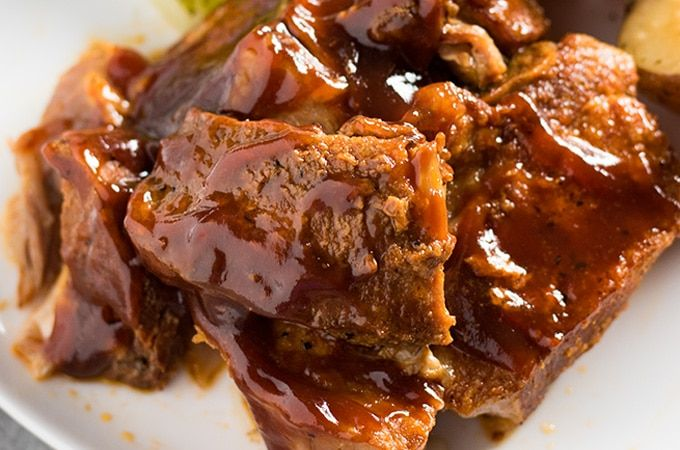 Instant Pot Country Style Ribs – These Instant Pot Country Style Ribs are so tender and flavorful! They start with a simple dry rub, are smothered in bbq sauce, and cooked up in your Instant Pot pressure cooker for a delicious and easy meal! Yes, you guys! Back in action with the Instant Pot! After...Read More »