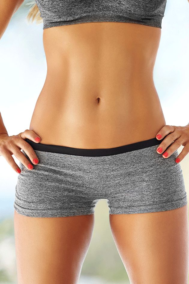A toned, flat tummy is top of our dream body wish list, but it can be hard to achieve, especially after you hit the big 40