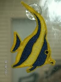 FSL lace fish from Hyfi's House