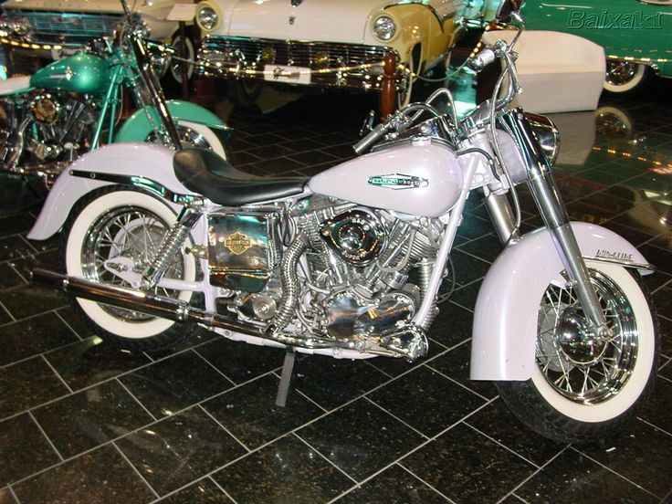 Harley-Davidson para seu passeio