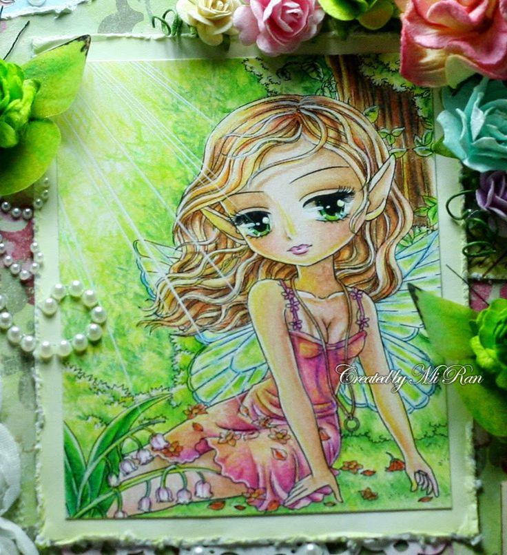 artbymiran fairy Shaylee