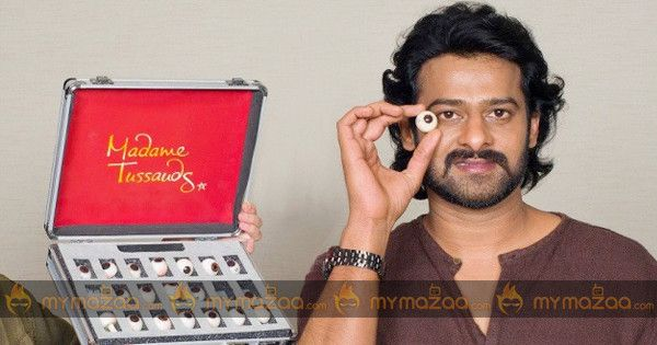 #Prabhas wax statue - Tamil media cries foul