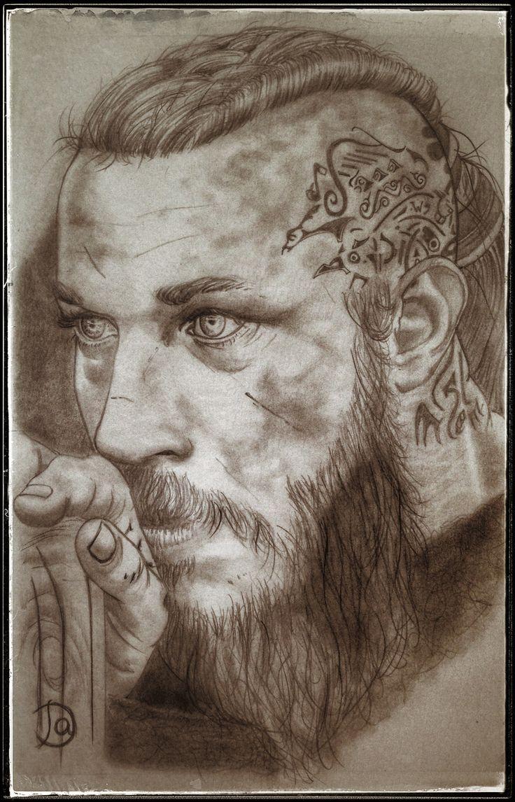 Ragnar Lothbrok ✏️
