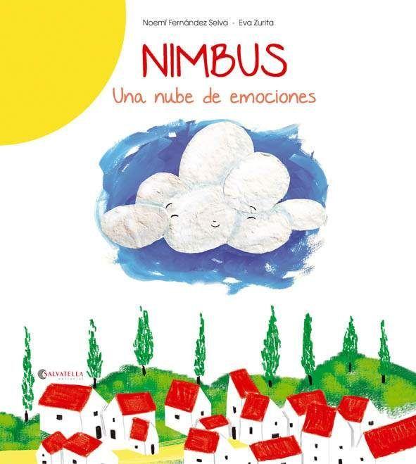 nimbus cuento, cuento infantil, educacion emocional, inteligencia emocional, actividades emocionales, actividades educacion emocional, nimbus una nube de emociones, cuentos infantiles, cuentos para niños
