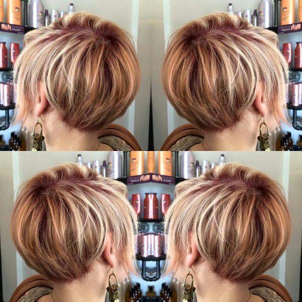 50 Amazing Short Cut Hairstyles Ideas 22