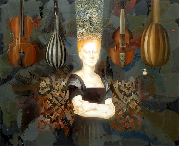 Masquerade is Over by Igor & Marina , via Behance - What Illumination looks like...just beautiful