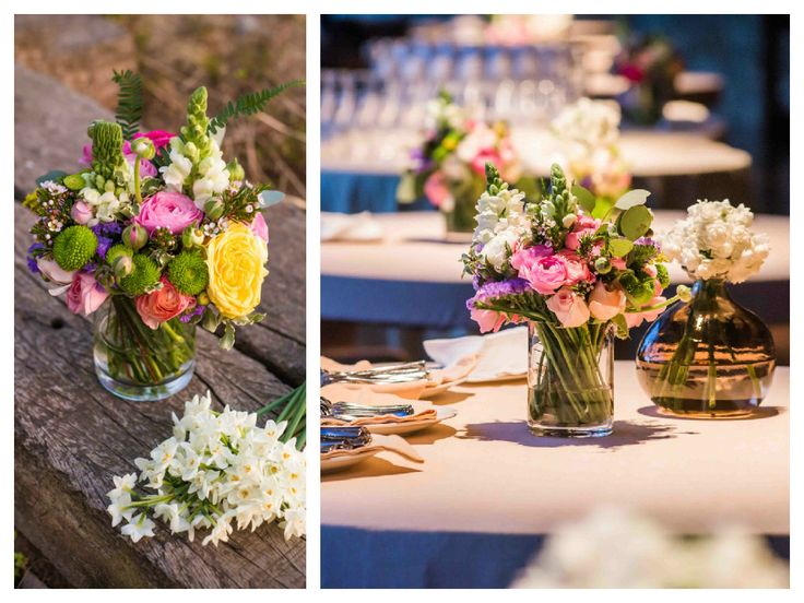 Saturday i took pictures of lovely bouquets. Work of my tallented friend Anna.